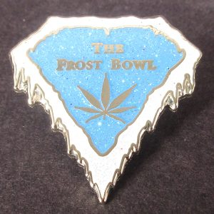 The Frost Bowl Hat Pin