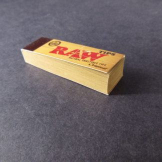 RAW Rolling Tips (single pack)