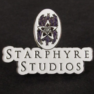 Starphyre Hat Pin 2 angles 1499